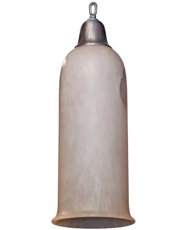 Art Deco Alabaster Pendant
