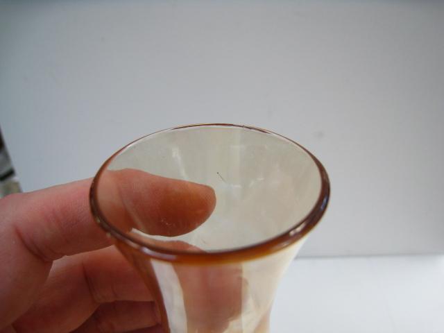 Josef Hoffmann Patrician Glass Decanter from Lobmeyr