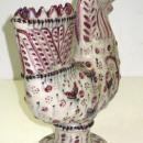 Stonelain Pottery Ceramic Faience Rooster by Carl Walter (1883-1955)