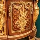 French Louis XVI Style Commode After Jean-Henri Riesener