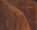 Rust Velvet Sofa by Milo Baughman for Thayer Coggin