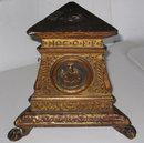 Antique Spanish Catholic Ecclesiastical Pricket Candle Stand