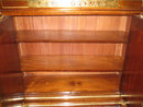Antique Renaissance Style Walnut Sideboard Side Cabinet