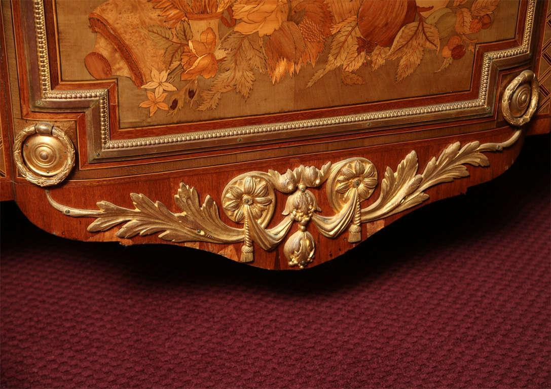 Louis XVI Style Commode After Mathieu-Guillaume Cramer