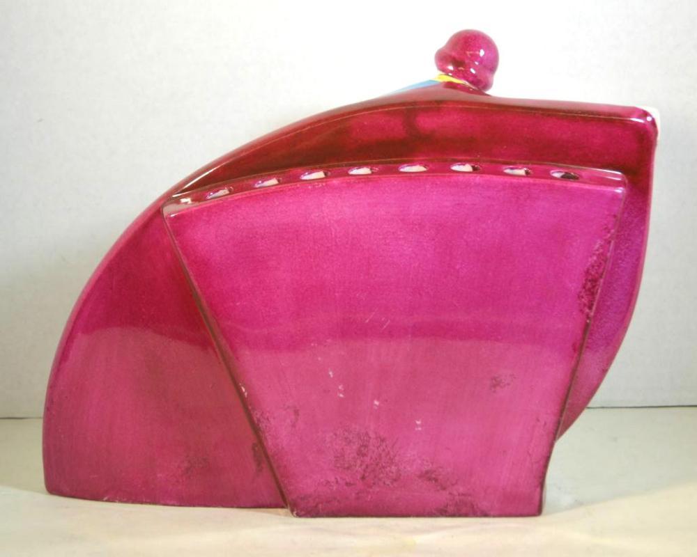 Argilor Attributed Art Deco Perfume Lamp