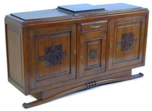 French Art Deco Sideboard Buffet