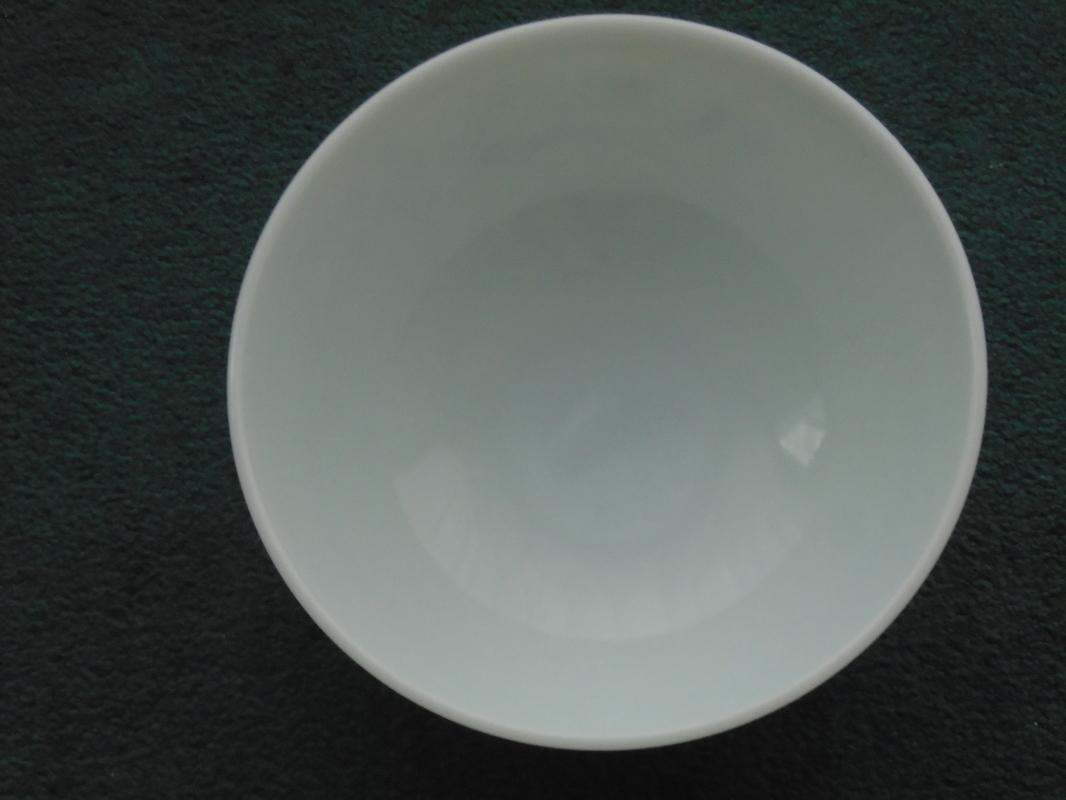 PYREX Colonial Mist LARGE 4 QUART Mixing Bowl _ Nice clean condition. Shipping cost $39.60 USA + Canada