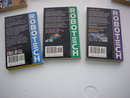 VINTAGE Collectors SET OF 12 ROBOTECH Paperbacks #1 thru #12 All FIRST EDITIONS in Excellent Condition Clean Crisp Inside Pages from BOOK COLLECTION