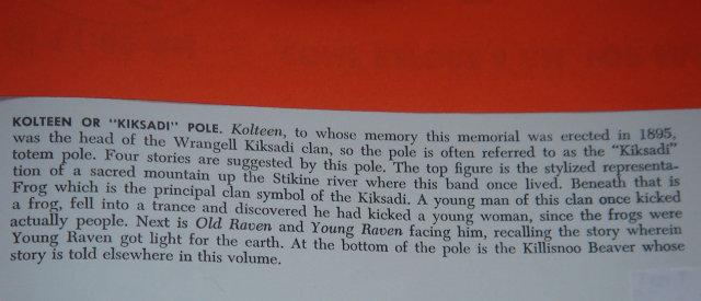 STERLING SILVER Stick Pin KOLTEEN Clan_TOTEMPOLE Rare Find 1st Nations Art  in Memory of Original 1895 KIKSADI TOTEM POLE British Columbia Canada ~ ORIGINAL ADVERTISING Premium from Province Newspaper 1940's