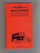 Ephemera PAPERBACK Pocket Book ~ by Chas Addams ~ BLACK MARIA Published by Pocket Books Inc USA ~ Excellent Condition