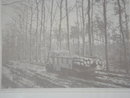 Photography Collectible MILITARY MUSEUM WW2 Picture Canadian Forestry Corps  S.E. of  NIEMAGEN  HOLLAND 1944