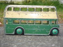 Collectibles TOYS ~ REDUCED~ Vintage DINKY TOY Double Decker BUS. Excellent Rubber Tires. Well played with. #290 made in england Meccano ltd