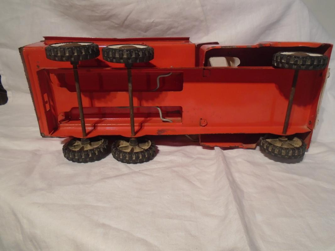 Budd L Lil Beaver Pressed Steel Dump Truck LOW LOW LOW PRICE