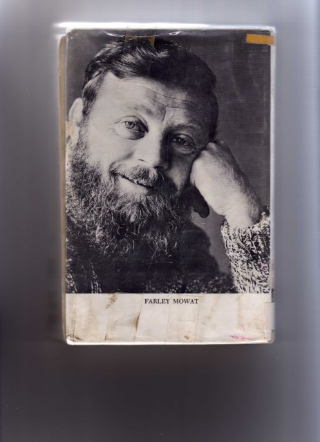 Collectible Hard Cover Book  ~ TITLE : THE CURSE OF THE VIKING GRAVE by Farley Mowat with Original Dust Jacket  illustrated by Charles Geer ~ Year 1966