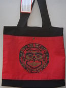 Vintage Heavyweight 100% COTTON CANVAS BAG ~ Quality is in