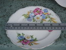 3 Pieces Collectible Royal Albert  BONE CHINA England _ Pattern:  Harvest Bouquet