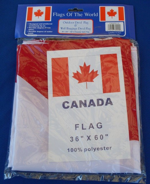 New and a Quality Canada Flag. Large size 36