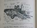 BIRTHDAY or Special Gift___ORIGINAL not a reprint *** Circa 1955 *** Hardcover Book *** PRINCIPLES OF FARM MACHINERY *** The Ferguson Foundation _  Agricultural Engineering Series _ In Beautiful Original Condition