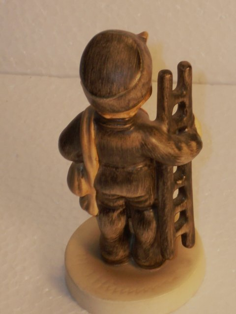 HUMMEL Figurine _Chimney Sweep_ Circa 1955 just up to 1956 Hard to Find!!!