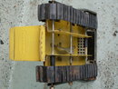 Toys _ Vintage TONKA TOYS Yellow Bulldozer _ Large 12 1/2 Inch Widest_ Steel construction_ Rubber Traction_Mound, Minn. U.S.A.