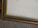 Listed AMERICAN ARTIST  Lithograph _Signed : Raphael Soyer_ Title: appears to read Dr. Pengelly Apr 10/67 _Signed in Pencil _11