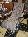 c- 1850, Wrought Iron, Winfield Rocker