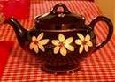 Royal Canadian Art Pottery Tea Pot