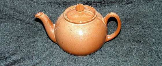 English Tea Pot