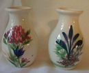 Pair of Vases by Emerson Creek Pottery Bedford,