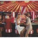 Carousel Bar and Lounge, the Monteleone Hotel, New Orleans, Louisiana Postcard