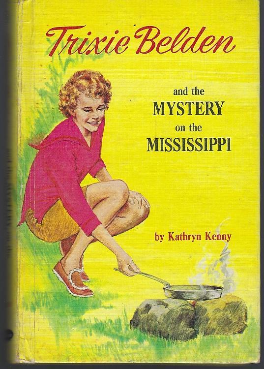 Trixie Belden and the Mystery on the Mississippi #15