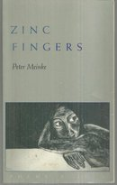 Zinc Fingers Poems A to Z Signed by Peter Meinke 2000 1st edition