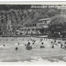 Balneario de San Jose Purua Mineral Hot Springs Swimming Pool Michoacan Mexico