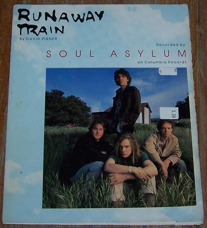Runaway Train Recorded by Soul Asylum on Columbia Records By David Pirner Music