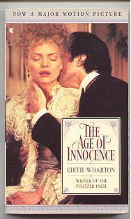 Age of Innocence by Edith Wharton Movie Ed Michelle Pfeiffer Daniel Day Lewis