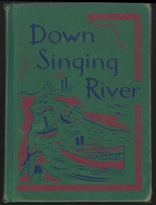 Down Singing River Second Reader Betts Basic Readers by Emmett Betts 1949