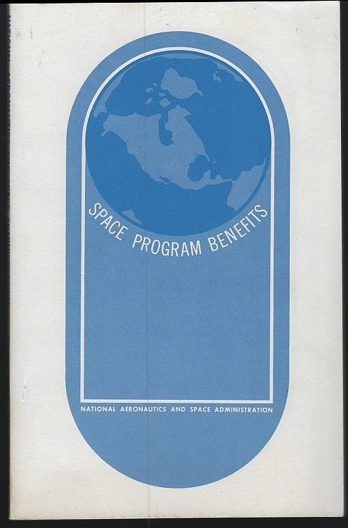 Space Program Benefits Hearing Before Committee Aeronautical/Space Science 1970