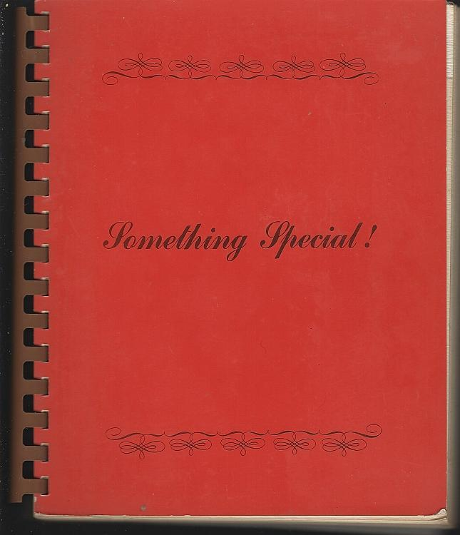 Something Special Edited By the Possibility Thinkers, Belleville, Illinois 1976
