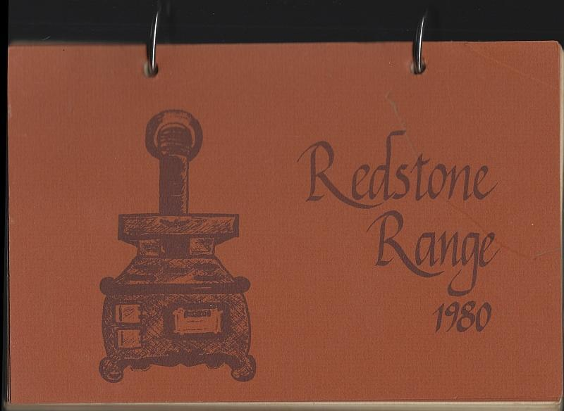 Redstone Range 1980 Recipes Ladies Of The Redstone Arsenal Officers Wives Club