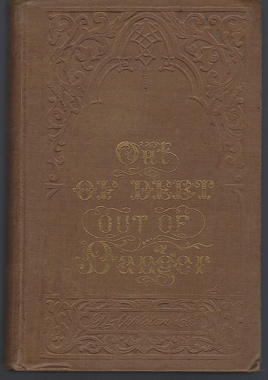 Out of Debt, Out of Danger by Cousin Alice 1856 Illustrated Young Adult Novel