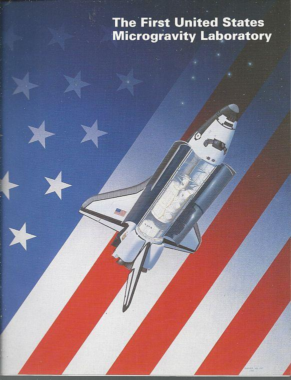 First United States Microgravity Laboratory Researching Applications 1992 Space