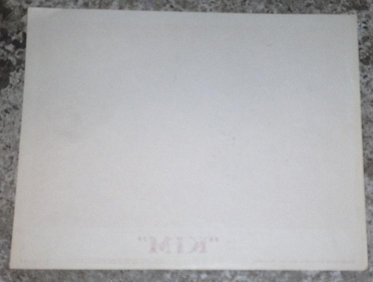 Lobby Card for Movie Kim Starring Dean Stockwell, Errol Flynn, Paul Lukas 1950