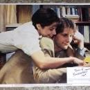 Lobby Card for Movie Terms of Endearment Starring Jeff Daniels and Debra Winger