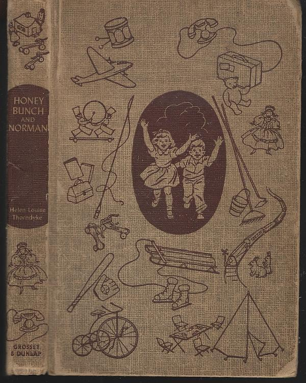 Honey Bunch and Norman by Helen Louise Thorndyke Juvenile Series #1 1957