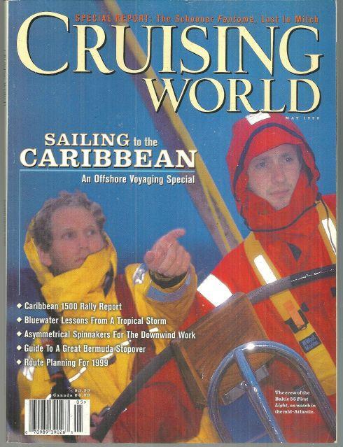 Cruising World Magazine May 1999 Sailing to the Caribbean