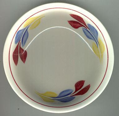 Blue Ridge Fern Design Small Berry Bowl