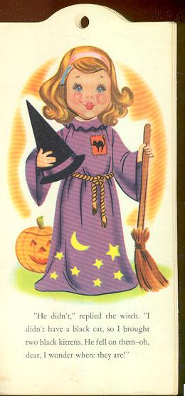 Masquerade Peek A Book 1961 Picture Book