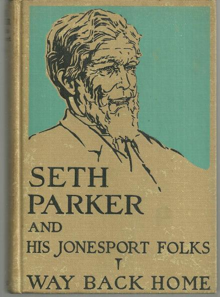 Seth Parker and His Jonesport Folks Way Back Home 1932 1st edition Photoplay