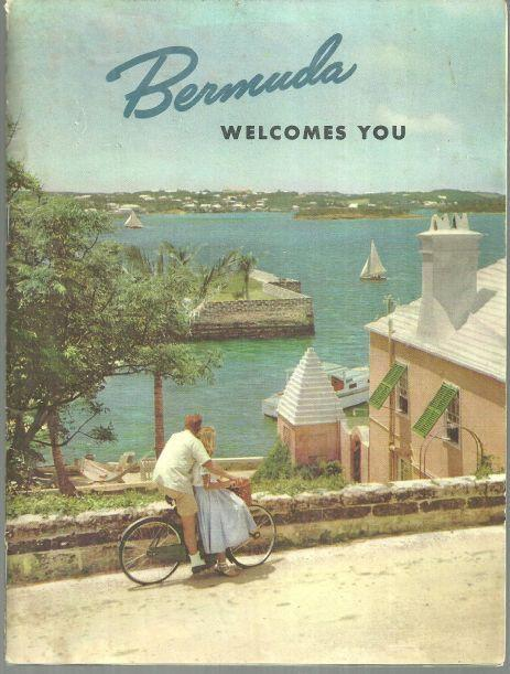 Bermuda Welcomes You Brochure by Bermuda Trade Development Board Illustrated
