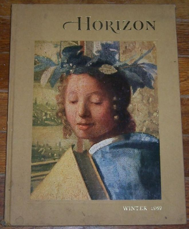 Horizon Magazine of the Arts Winter 1969 Wales, Vermeer, War of the Roses